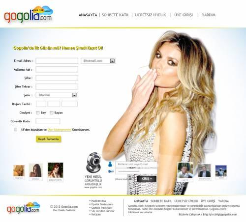 Online Görüntülü Sohbet Scripti