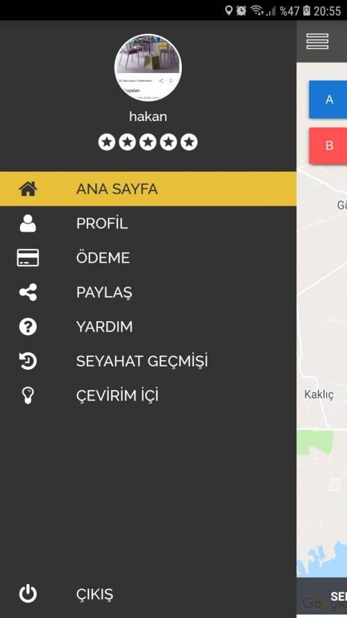 Uber Kıbrıs Yazılım