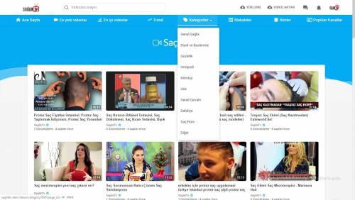 Video Paylaşım WEB