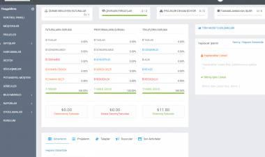 Online CRM Programı Müşteri İlişkileri Yönetimi Yazılımı