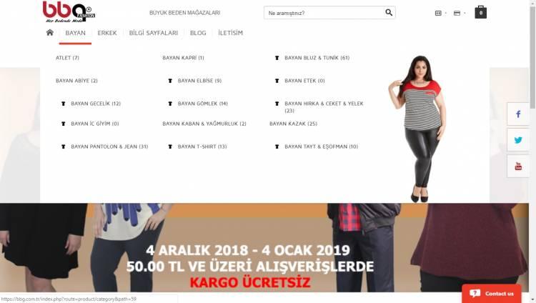 Gelişmiş E-Ticaret Yazılımı | izmir e-ticaret yazılımı | istanbul e-ticaret sitesi |e-ticaret paketleri