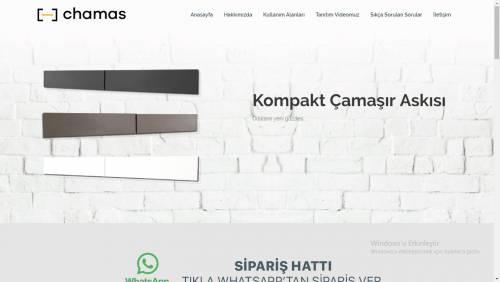 Chamas web yazılım
