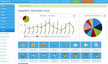 Online Stok Satış Takip yazılımı