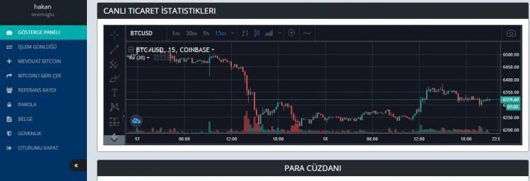 Bitcoin Al Sat Platformu