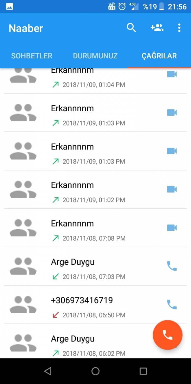 Yerli Milli WhatsApp Benzeri Uygulama